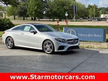 2020_Mercedes-Benz_E_450 Coupe_ Houston TX