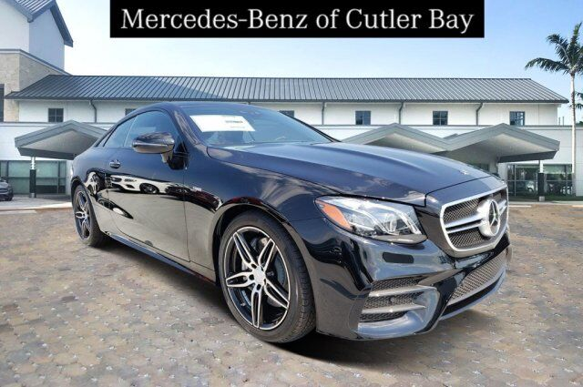 2020 Mercedes-Benz E AMG® 53 Coupe Cutler Bay FL