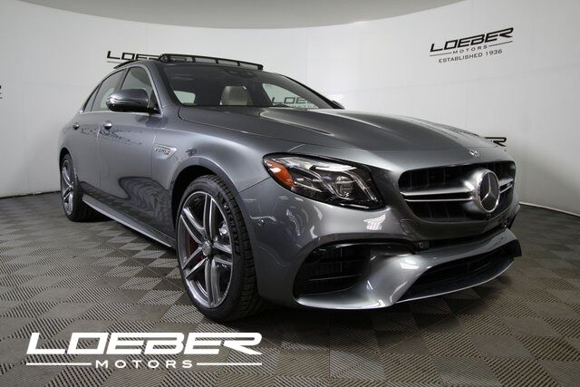 2020 Mercedes-Benz E AMG® 63 S Sedan Chicago IL