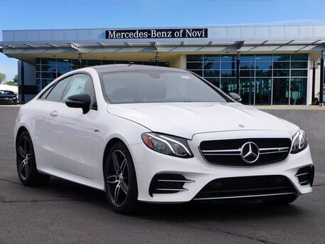 2020_Mercedes-Benz_E_AMG® 53 Coupe_  Novi MI