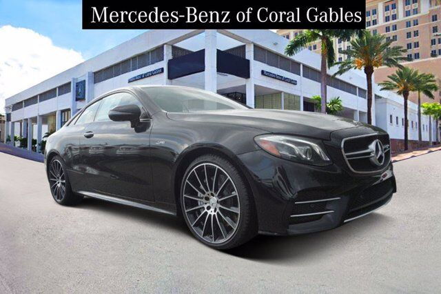 2020 Mercedes-Benz E AMG® 53 Coupe Coral Gables FL