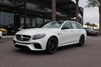 Mercedes-Benz E AMG® 63 S Wagon 2020