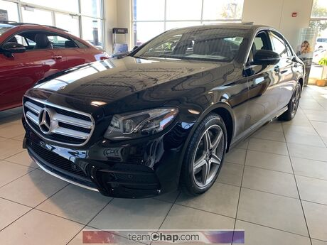 2020 Mercedes-Benz E-Class 350 4MATIC® Sedan Marion IL