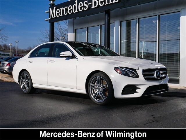 2020 Mercedes-Benz E-Class 350 4MATIC® Sedan Wilmington DE