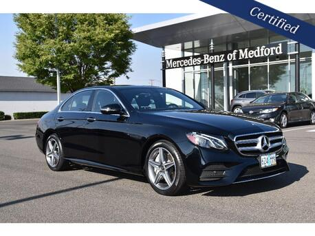 2020_Mercedes-Benz_E-Class_350 4MATIC® Sedan_ Medford OR