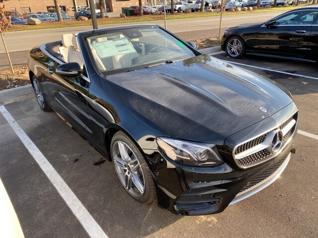 2020 Mercedes-Benz E-Class 450 4MATIC® Cabriolet Indianapolis IN