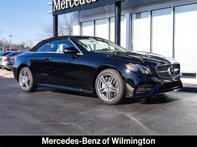 2020 Mercedes-Benz E-Class 450 4MATIC® Cabriolet Wilmington DE