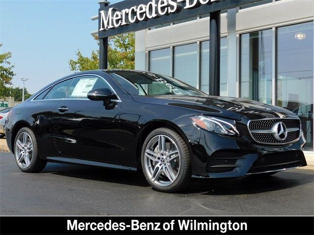 2020 Mercedes-Benz E-Class 450 4MATIC® Coupe Wilmington DE
