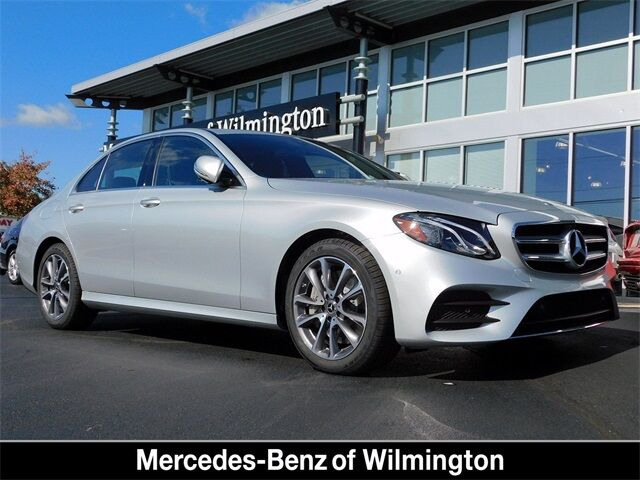 2020 Mercedes-Benz E-Class 450 4MATIC® Sedan Wilmington DE