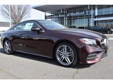 2020_Mercedes-Benz_E-Class_450 4MATIC® Coupe_ Medford OR
