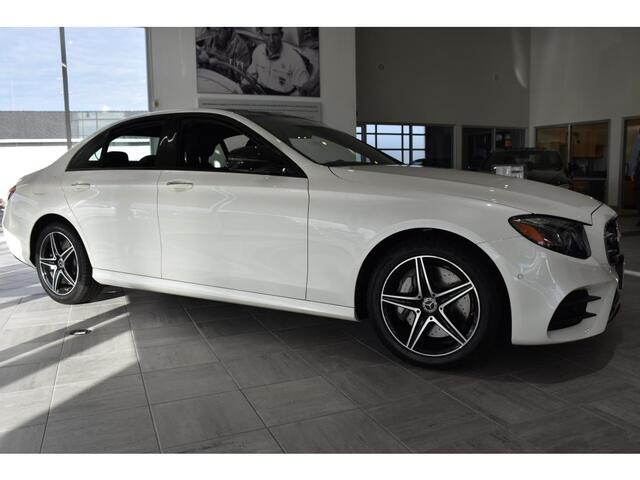 2020 Mercedes-Benz E-Class 450 4MATIC® Sedan Medford OR