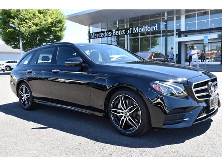 2020_Mercedes-Benz_E-Class_450 4MATIC® Wagon_ Medford OR
