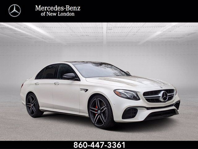 2020 Mercedes-Benz E-Class AMG 63 S New London CT