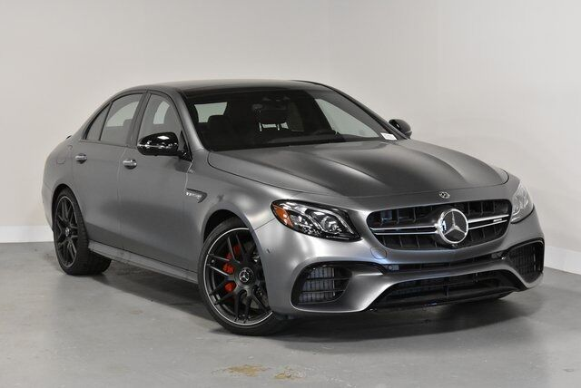 2020 Mercedes-Benz E-Class AMG® E 63 S 4MATIC® Sedan Seattle WA