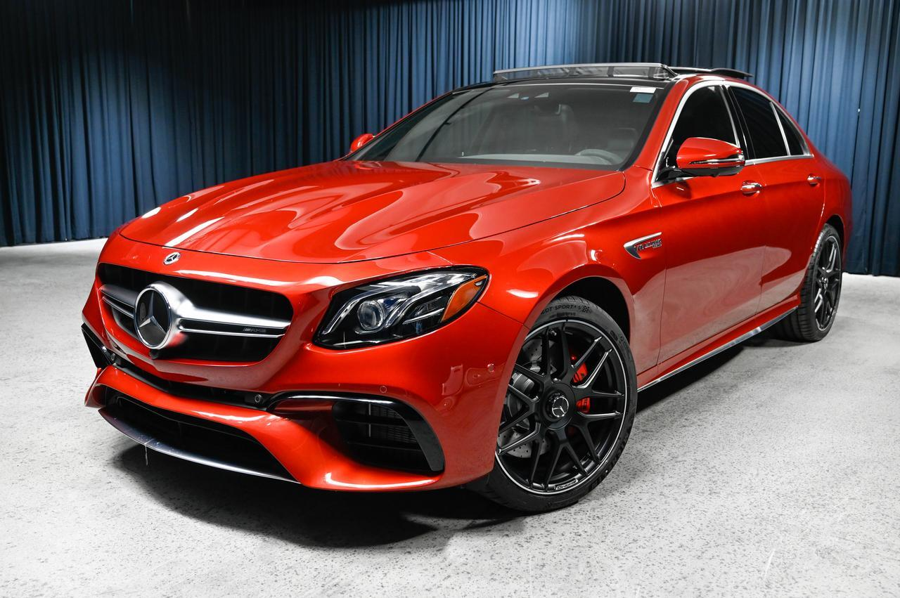2020 Mercedes-Benz E-Class AMG® E 63 S Sedan Scottsdale AZ