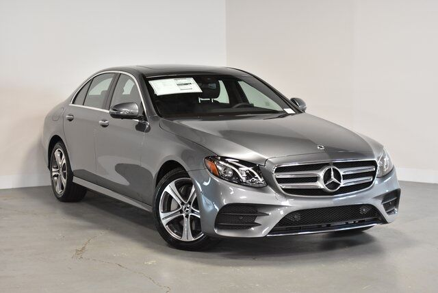 2020 Mercedes-Benz E-Class E 350 4MATIC® Sedan Seattle WA