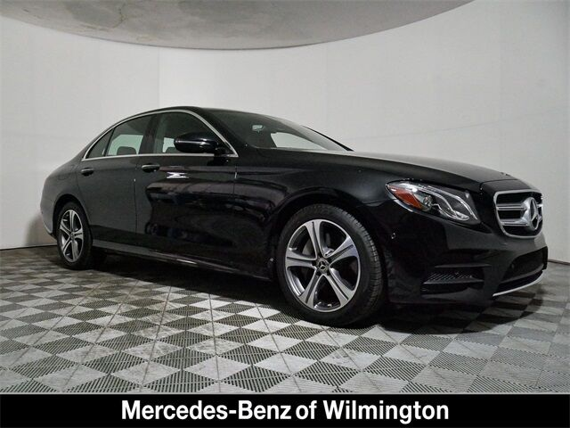 2020 Mercedes-Benz E-Class E 350 4MATIC® Sedan Wilmington DE