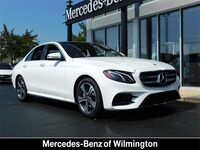 Mercedes-Benz E-Class E 350 4MATIC® Sedan 2020