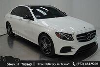 Mercedes-Benz E-Class E 350 AMG SPORT,NIGHT PKG,NAV,CAM,PANO,BLIND SPOT 2020