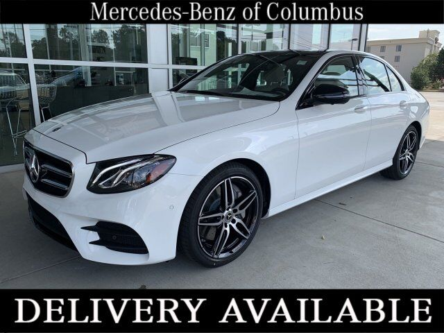 Mercedes Benz Columbus Ga >> New 2020 Mercedes Benz E Class E 350 In Columbus Ga