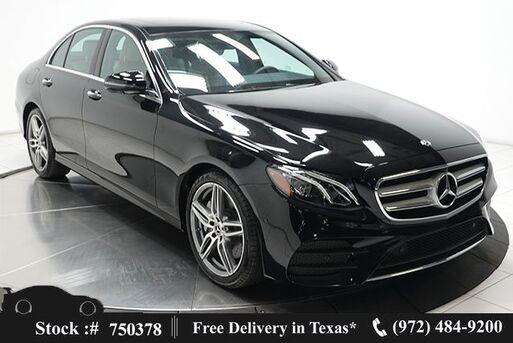 2020_Mercedes-Benz_E-Class_E 350 NAV,CAM,SUNROF,AMG WLS,BLIND SPOT,LED LIGHTS_ Plano TX