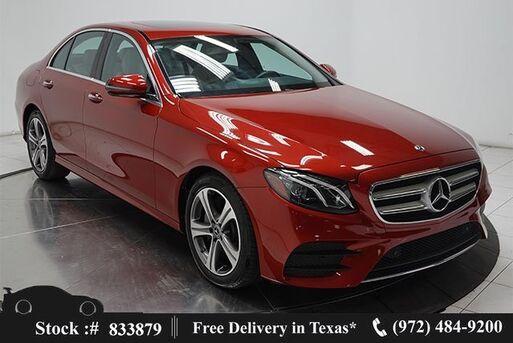 2020_Mercedes-Benz_E-Class_E 350 NAV,CAM,SUNROOF,HTD STS,BLIND SPOT,LED LIGHT_ Plano TX