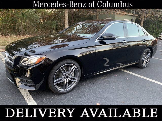 2020 Mercedes-Benz E 350 Sedan Columbus GA