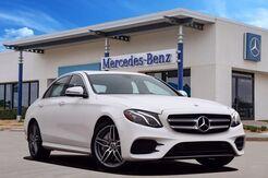 2020_Mercedes-Benz_E-Class_E 450 4MATIC SE_ Wichita Falls TX