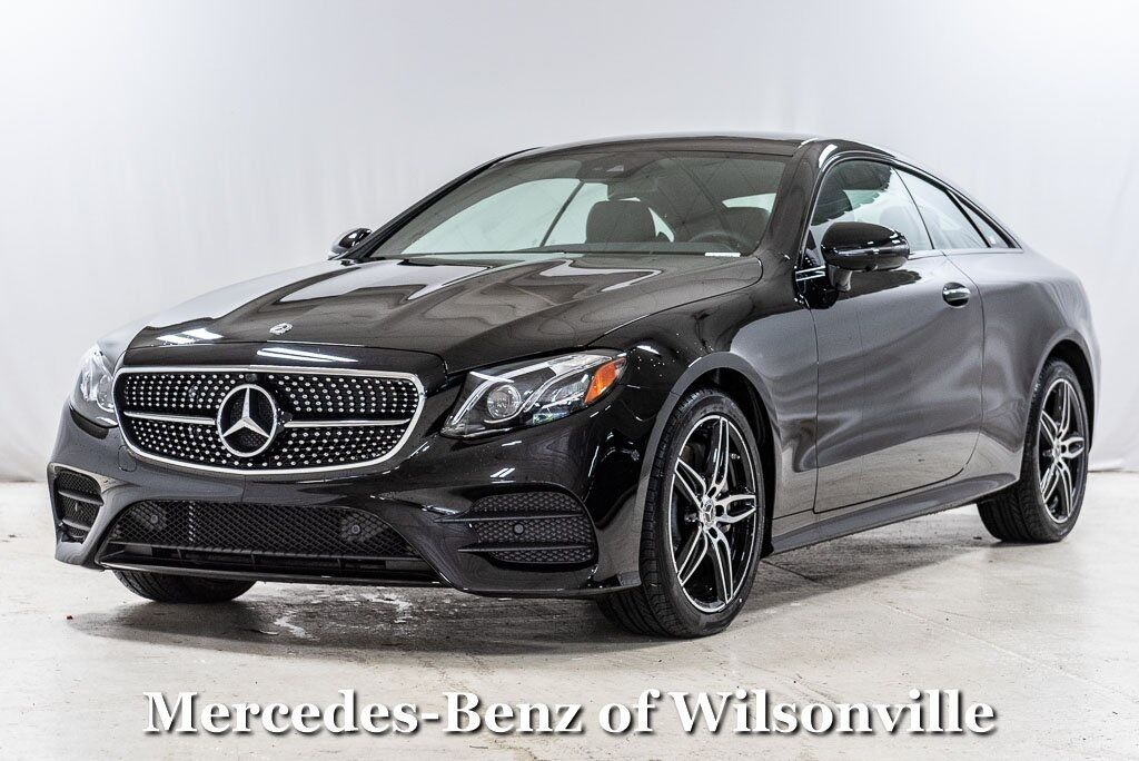 2020 Mercedes-Benz E-Class E 450 4MATIC® Coupe Wilsonville OR