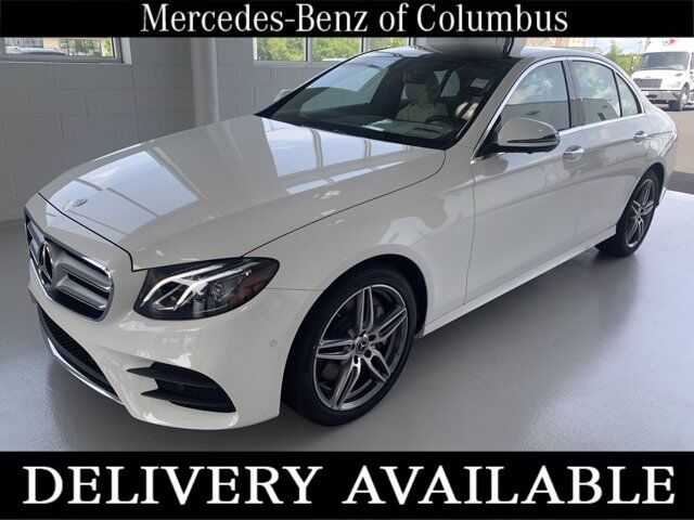 2020 Mercedes-Benz E-Class E 450 4MATIC® Sedan Columbus GA