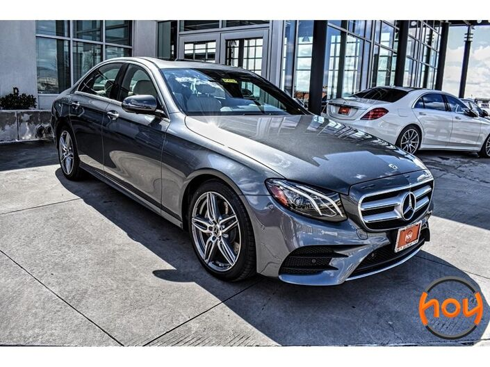2020 Mercedes-Benz E-Class E 450 4MATIC® Sedan El Paso TX