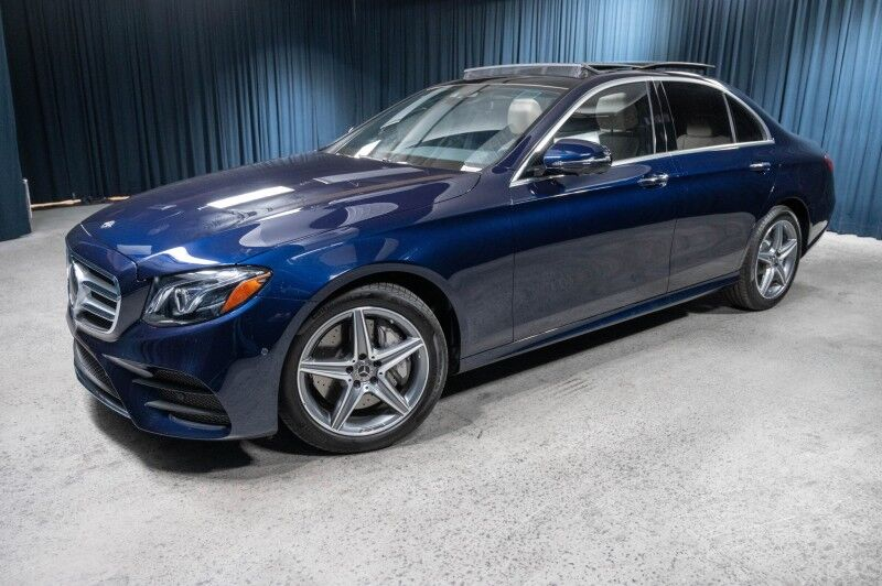 2020 Mercedes-Benz E-Class E 450 4MATIC® Sedan Scottsdale AZ