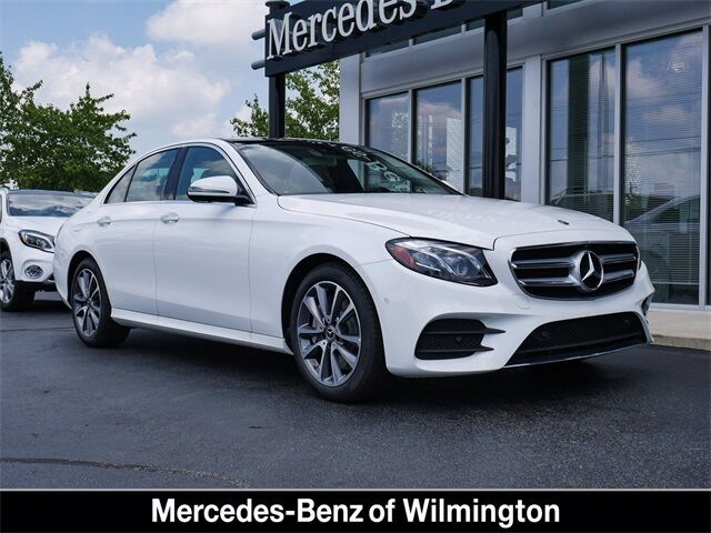 2020 Mercedes-Benz E-Class E 450 4MATIC® Sedan Wilmington DE