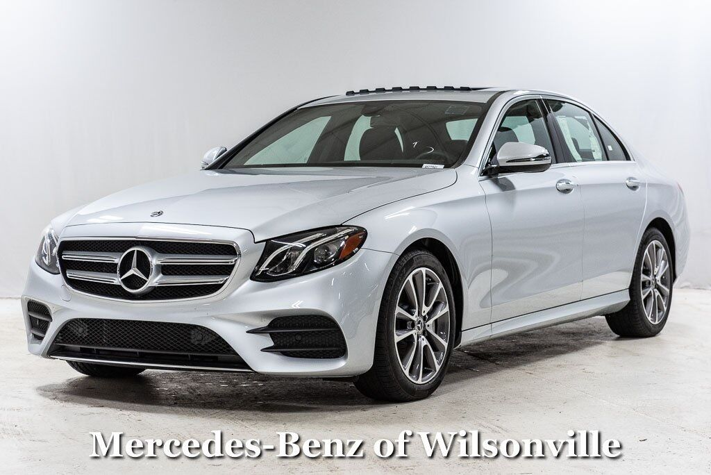 2020 Mercedes-Benz E-Class E 450 4MATIC® Sedan Wilsonville OR