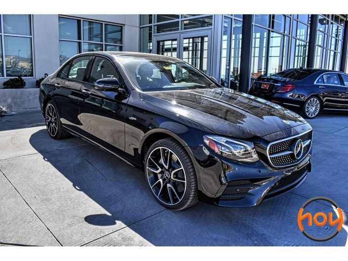 2020 Mercedes-Benz E-Class E 53 AMG® 4MATIC® Sedan El Paso TX