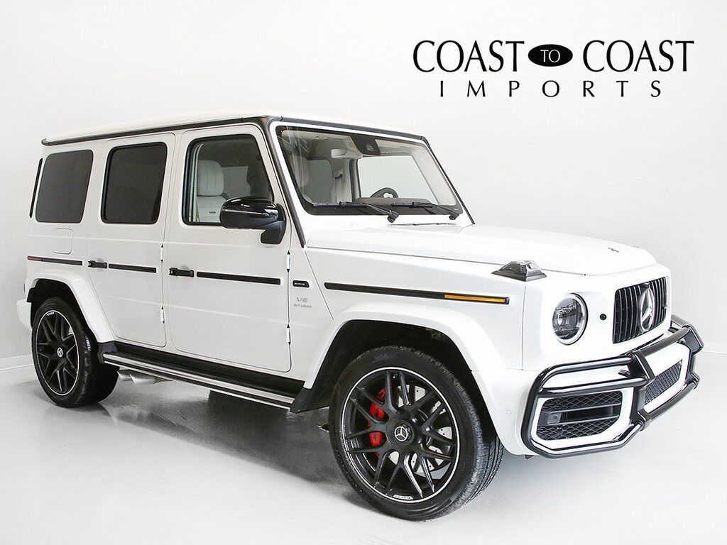 2020 Mercedes-Benz G-Class G 63 AMG® Indianapolis IN
