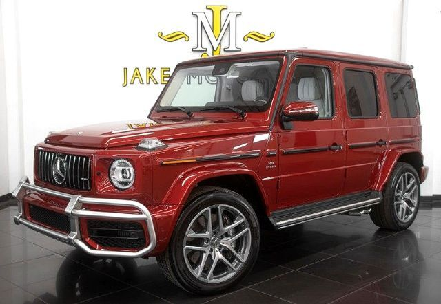 2020 Mercedes-Benz G-Class G63 AMG DESIGNO *EXCLUSIVE INTERIOR PACKAGE* *DIAMOND STITCHING* San Diego CA