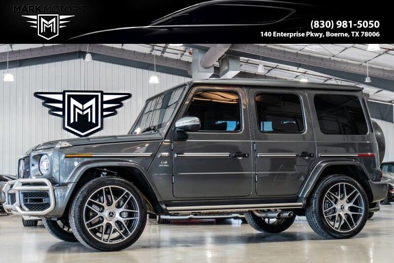 2020_Mercedes-Benz_G63_Stronger Than Time Edition_ Boerne TX