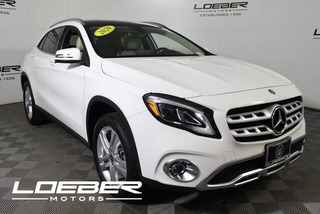 2020 Mercedes-Benz GLA 250 4MATIC® SUV Chicago IL