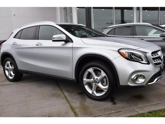 2020 Mercedes-Benz GLA 250 4MATIC® SUV Medford OR