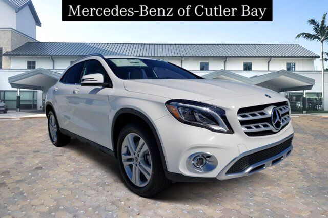 2020 Mercedes-Benz GLA 250 4MATIC® SUV Cutler Bay FL