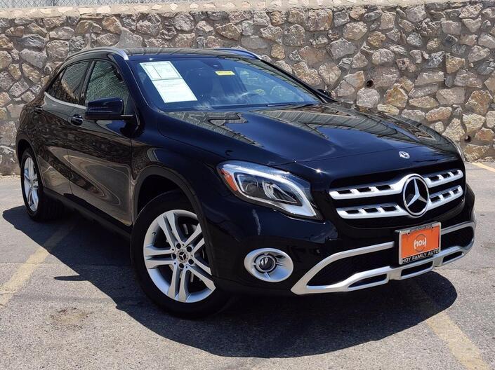 2020 Mercedes-Benz GLA 250 4MATIC® SUV El Paso TX