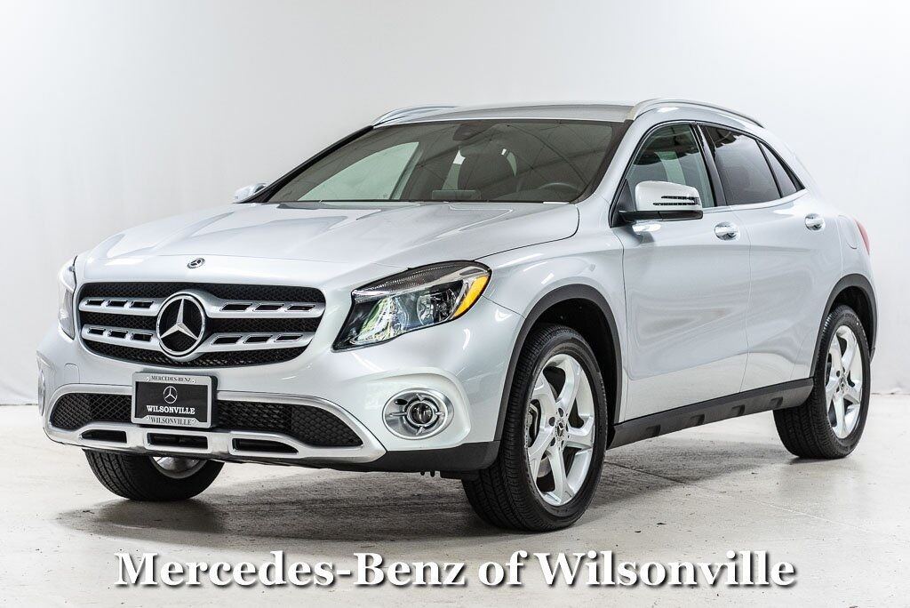 2020 Mercedes-Benz GLA 250 4MATIC® SUV Wilsonville OR