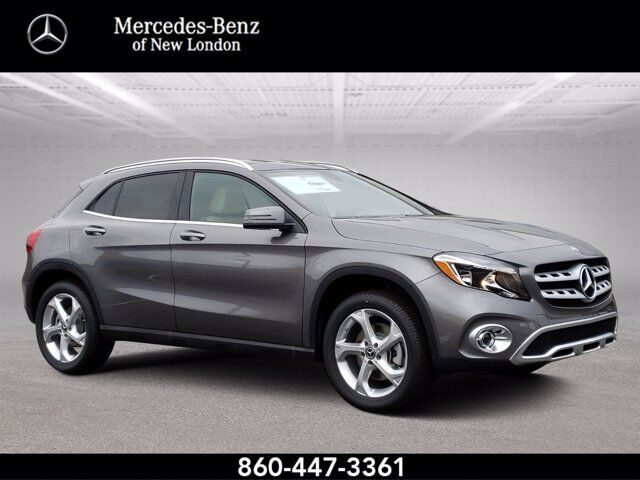 2020 Mercedes-Benz GLA 250 New London CT