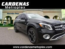 2020_Mercedes-Benz_GLA_250 SUV_ Harlingen TX