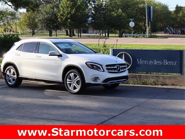 2020 Mercedes-Benz GLA 250 SUV Houston TX