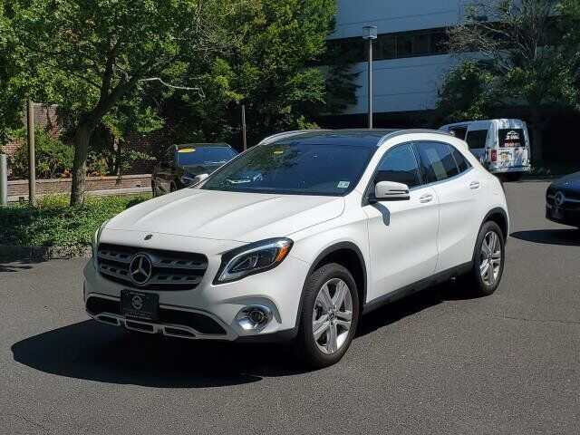 2020 Mercedes-Benz GLA GLA 250 4MATIC® SUV Morristown NJ