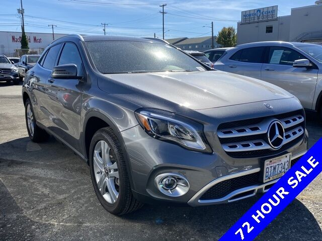 2020 Mercedes-Benz GLA GLA 250 4MATIC® SUV Seattle WA