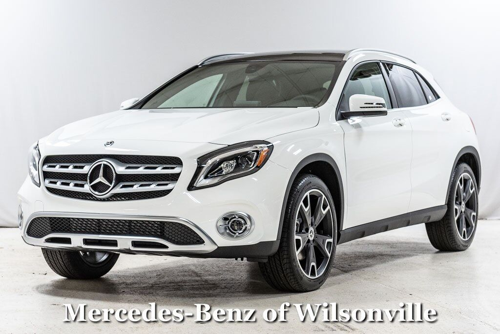 2020 Mercedes-Benz GLA GLA 250 4MATIC® SUV Wilsonville OR