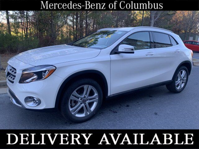 2020 Mercedes-Benz GLA 250 Polar White